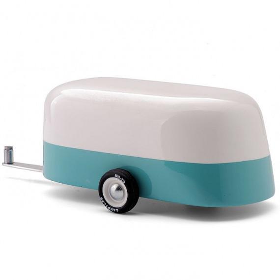 caravane Camper bleu Candylab TOYS