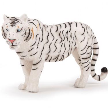 Grande tigresse blanche, figurine géante PAPO 50212