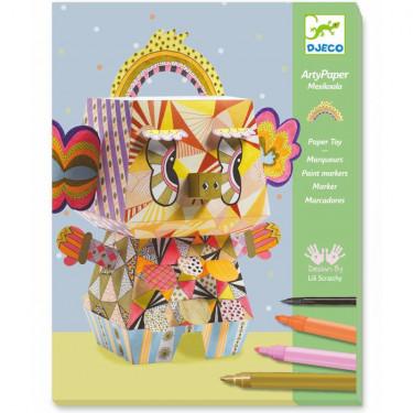 Arty Paper DJECO 'Mexikoala' 9667