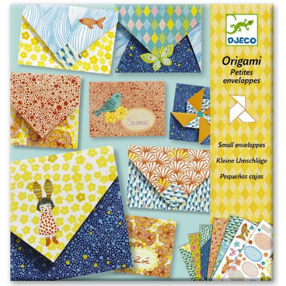 Origami 'petites enveloppes', DJECO 8778