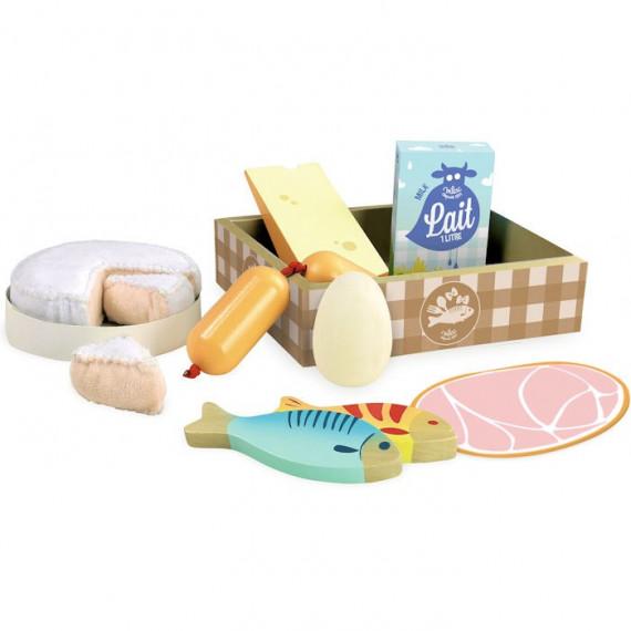 Set de produits frais 'jour de marché' VILAC 8104