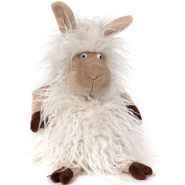 SIGIKID Hairy Queeny peluche mouton Beasts 38727