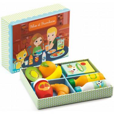 Dinette petit-déjeuner Felix et Framboise DJECO 6540