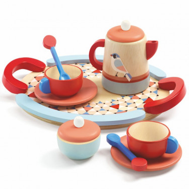 Tea time, dinette DJECO 6512