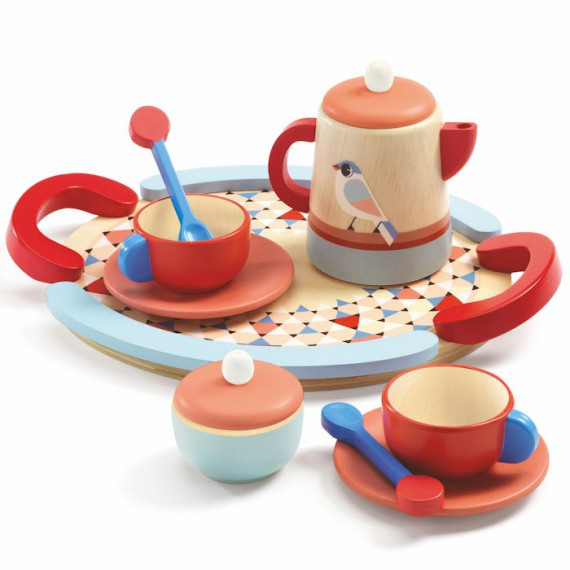 Tea time, dinette DJECO 6512