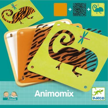 Eduludo Animomix DJECO 8357
