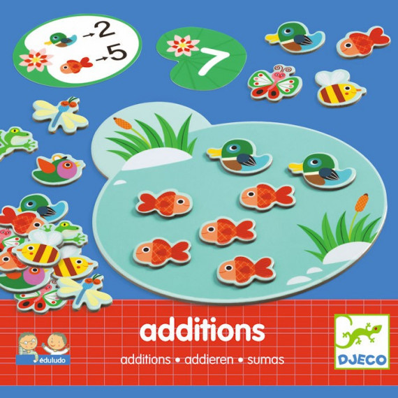 Eduludo Additions DJECO 8312