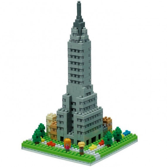 Chrysler Building nanoblock