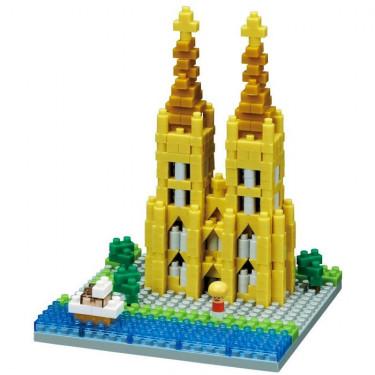Cathédrale de Cologne nanoblock