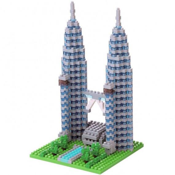 Petronas Twin Towers nanoblock