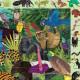 Puzzle 'Cherche & Trouve' Forêt Tropicale 64 pcs Mudpuppy