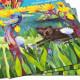 TABLEAUX 3D Forêts tropicales, Art et Créations Sentosphère 2022