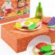 Luigi Pizza DJECO 6538, jouet dînette Djeco