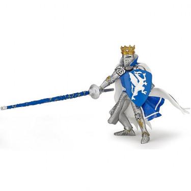 Roi au dragon bleu, figurine PAPO 39387