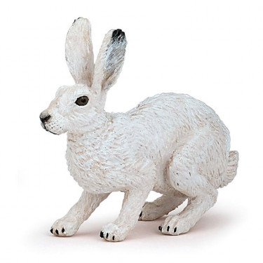 Lièvre polaire, figurine PAPO 50226