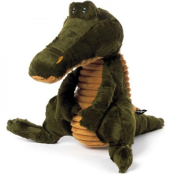 Alligatissimo, crocodile en peluche SIGIKID Beast 38809