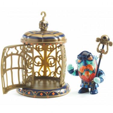 Arty Toys Gnomus & ze cage Djeco 6820