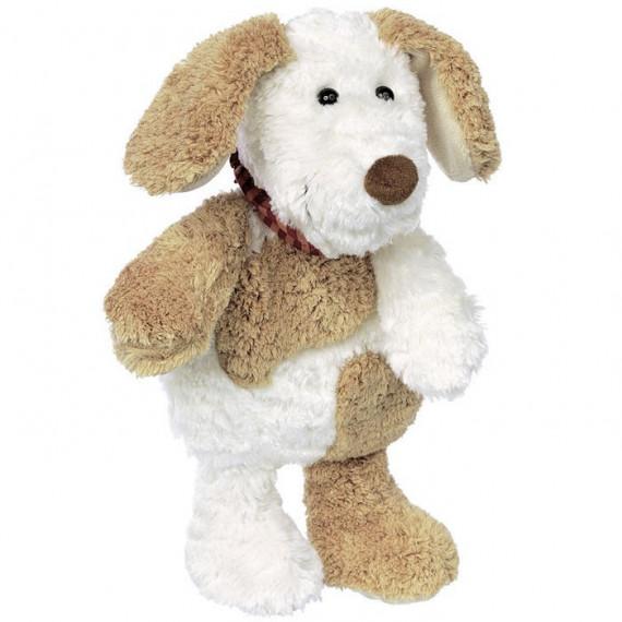 """Peluche coussin bouillotte SIGIKID """"chien"""" 41799"""