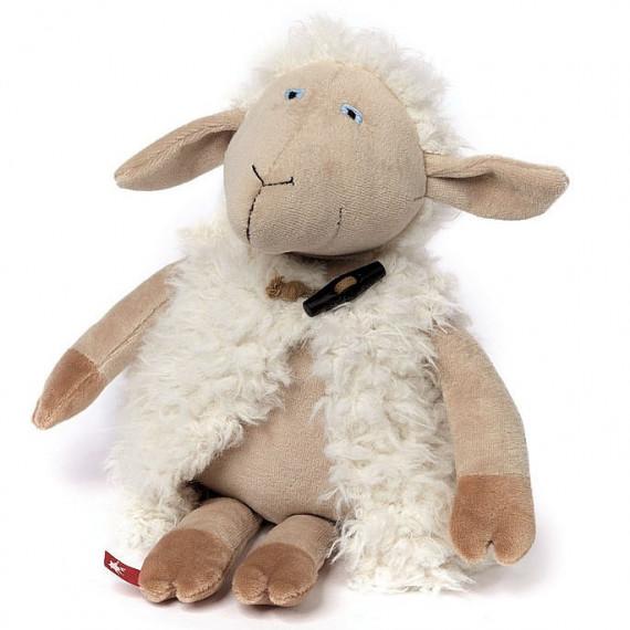 """Mouton en peluche SIGIKID """"Catwalk Pets"""" Sweet Beasts 38777"""