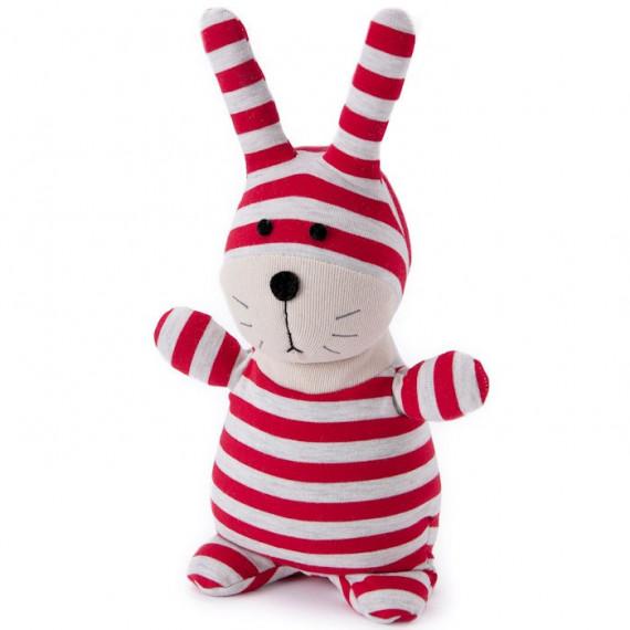 Peluche bouillotte Lapin Warmies Socky Doll