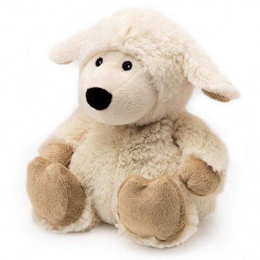 Peluche bouillotte Mouton Warmies Cozy