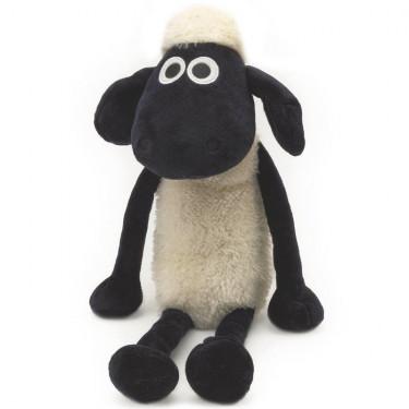 Peluche bouillotte Shaun le mouton Warmies