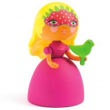 Arty Toys Princesse Pop Barbara DJECO 5960, édition limitée