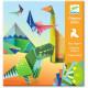 Origami facile 'Dinosaures' DJECO 8758