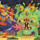 Laser Boy, puzzle 36 pcs silhouette DJECO 7228