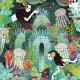 Paradis aquatique, puzzle 54 pcs silhouette DJECO 7242