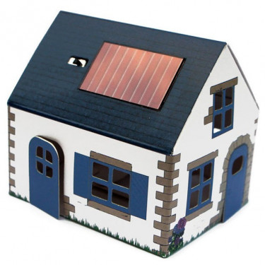 Casagami Bretagne, veilleuse solaire