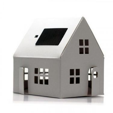 Casagami Maison 'Village', veilleuse solaire