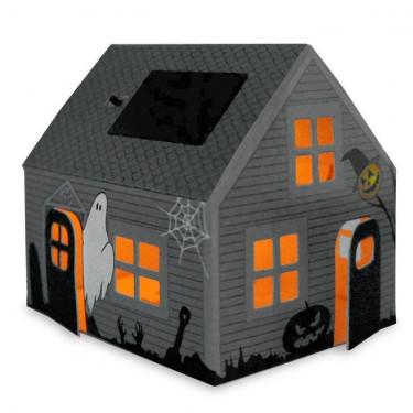 Casagami Maison hantée, veilleuse solaire