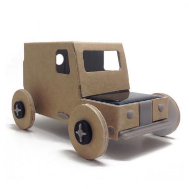 Autogami Originale, voiture solaire