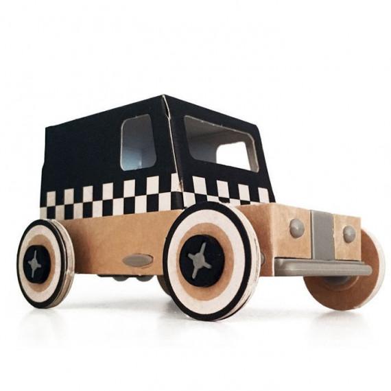 Autogami Taxi, voiture solaire