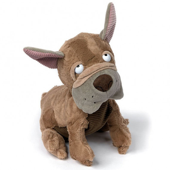 Flying French, bouledogue en peluche SIGIKID Sweet Beast 38941