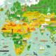 Puzzle observation 'Tour du monde' 200 pcs DJECO 7412