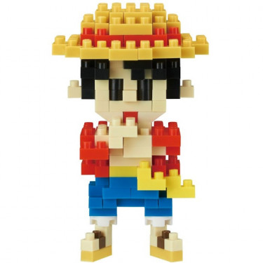 One Piece LUFFY nanoblock