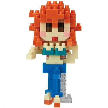 One Piece NAMI nanoblock