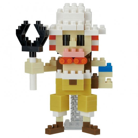 One Piece USOPP nanoblock