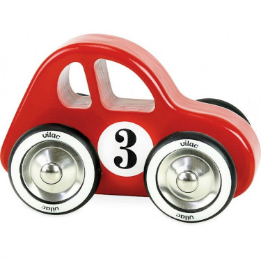 Swing car rouge, voiture VILAC 2299R