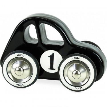 Swing car noire, voiture VILAC 2299K