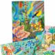 """Coffret gouaches """"Natural world"""", Art au numéro DJECO 8965"""