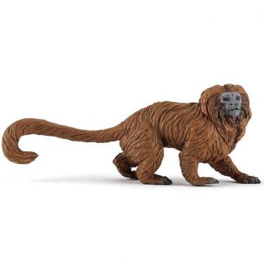 Tamarin lion doré, figurine PAPO 50227