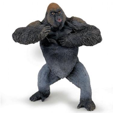 Gorille des montagnes, figurine PAPO 50243
