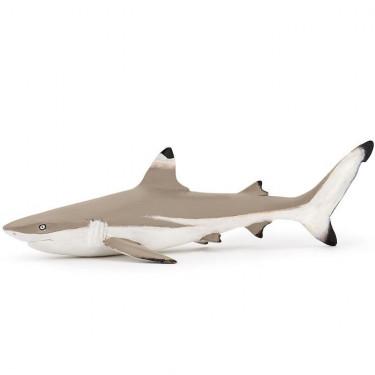 Requin à pointes noires, figurine PAPO 56034