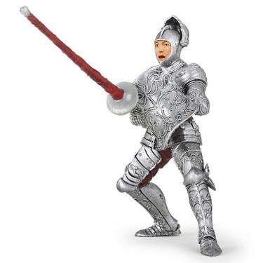 Chevalier en armure, figurine PAPO 39798