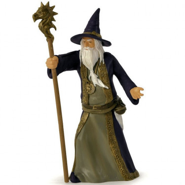 Le sorcier, figurine PAPO 36021