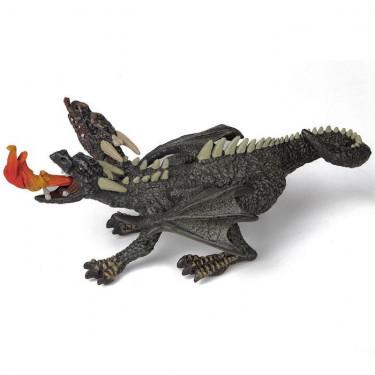 Dragon de cendre, figurine PAPO 36020