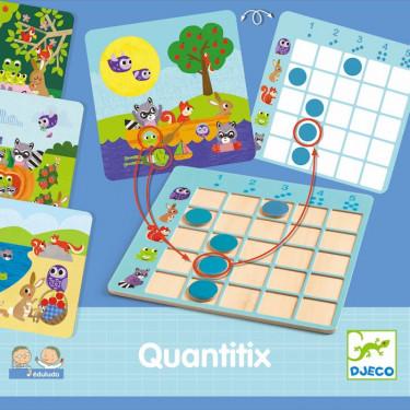 Eduludo Quantitix DJECO 8358